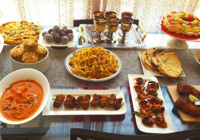 How to arrange a party?